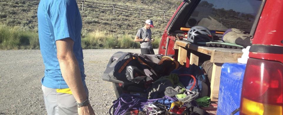 Bighorn 100 Gear List