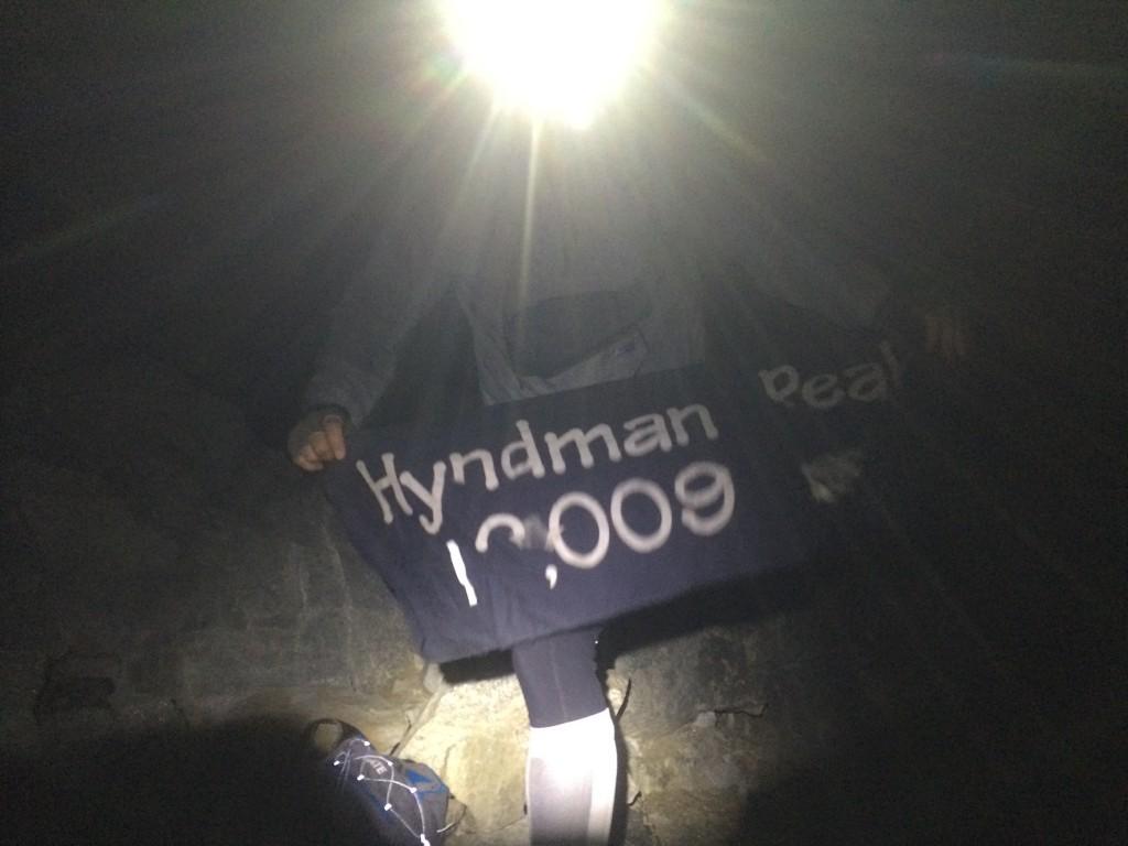 Summit #1 Hyndman