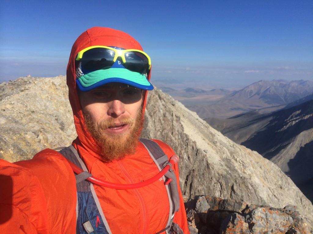 Summit of Idaho, peak #3.