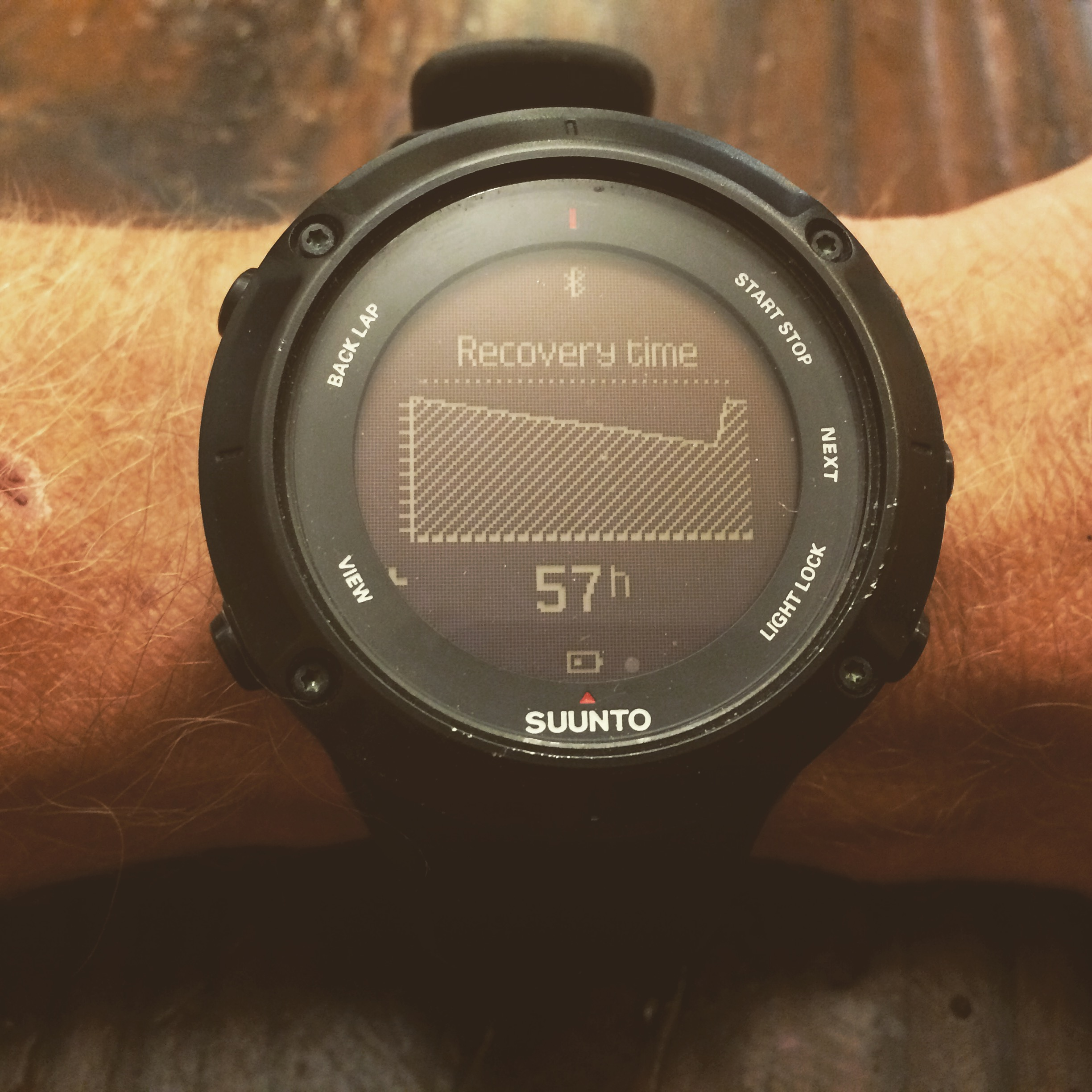 Suunto Ambit3, a Tool for the Mountains