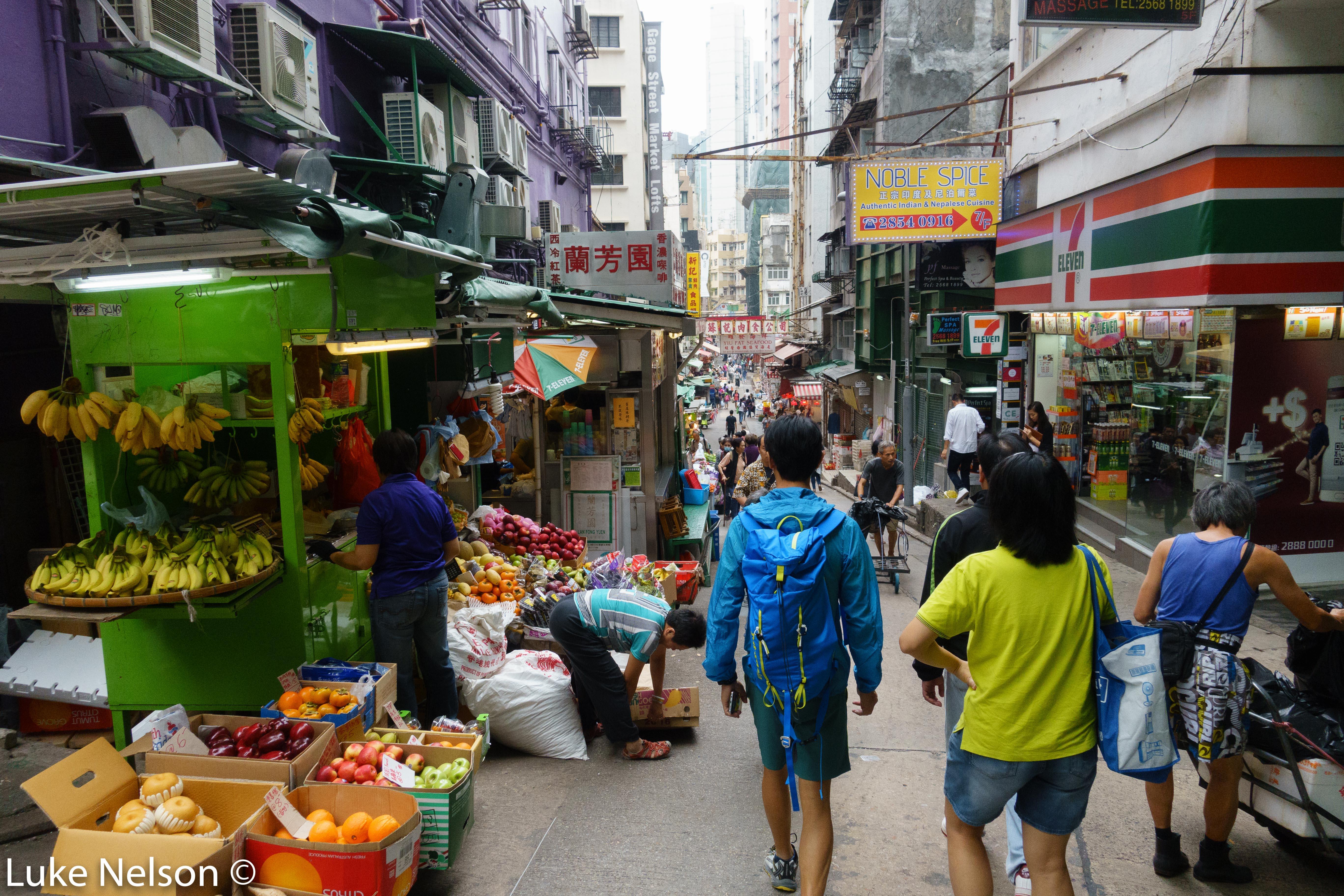 Revisiting Hong Kong